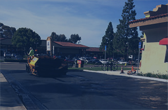 Paving Fabrics and Oil Spreading
